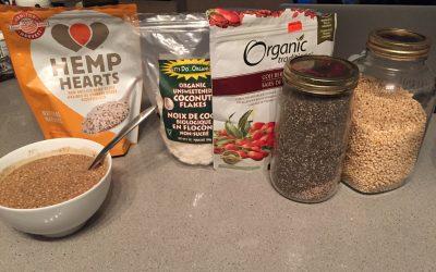 Healthy Cereal! Hallelujah!
