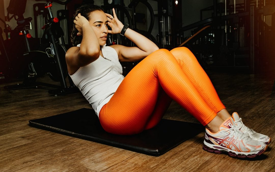 The Truth About Sit-ups Post Baby